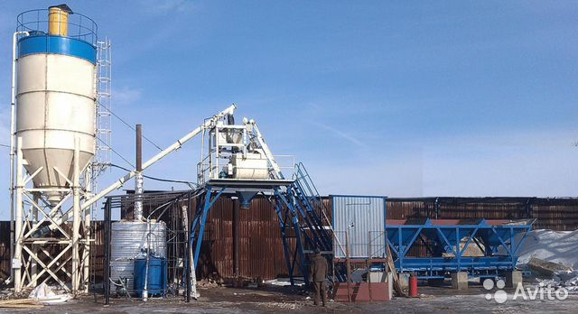 бетон завод челны