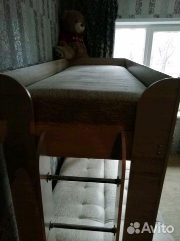 Кровать двухьярусная 89040995952 купить 6