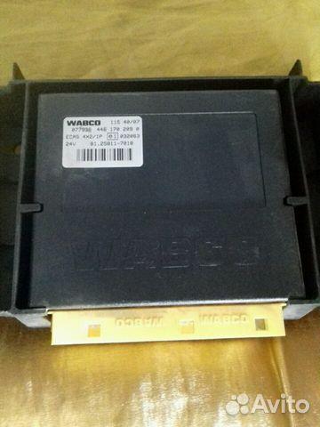 Блоки управления FFR,ecas,EBS. MAN TGA 18.480 89054482632 купить 2