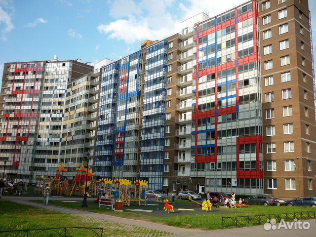 Продается однокомнатная квартира за 3 530 000 рублей. Ленинградская обл, Всеволожский р-н, г Кудрово, ул Столичная, д 5 к 2.