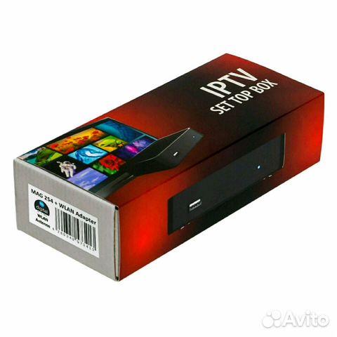 Телевизионная приставка iptv MAG 254 89157778239 купить 1