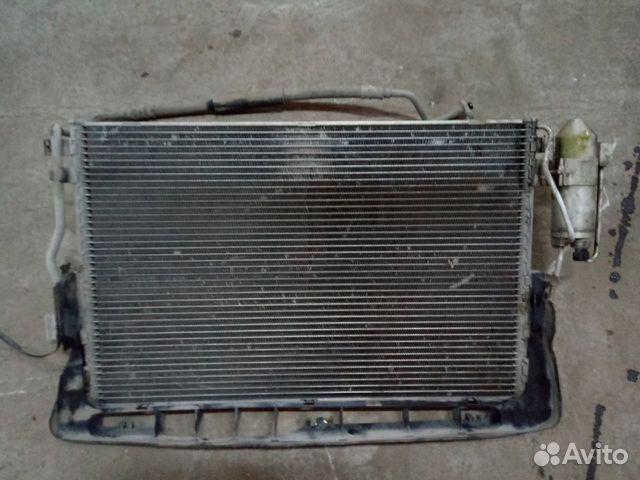 89226688886 Радиатор кондиционера (конденсер) (Volvo XC90)