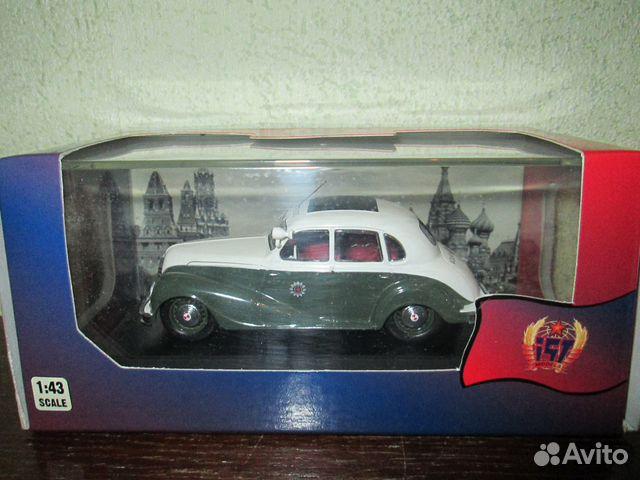Модель IST-models 1\43 Volkspolizei купить в Москве на Avito