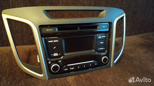 Штатная магнитола Hyundai Creta 89050378645 купить 1