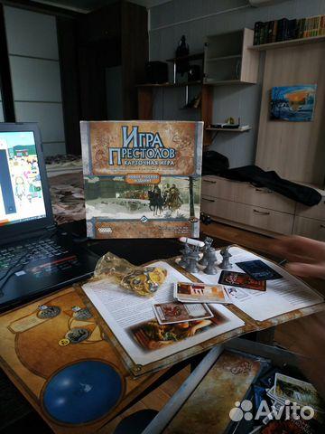 Игра престолов карточная игра видео