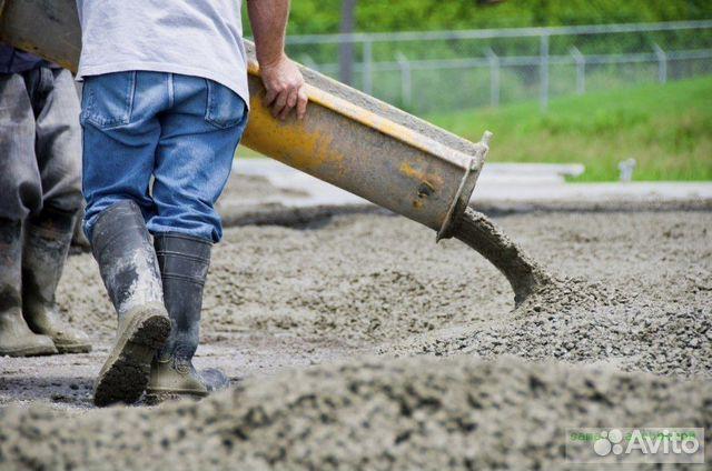 береза купить бетон