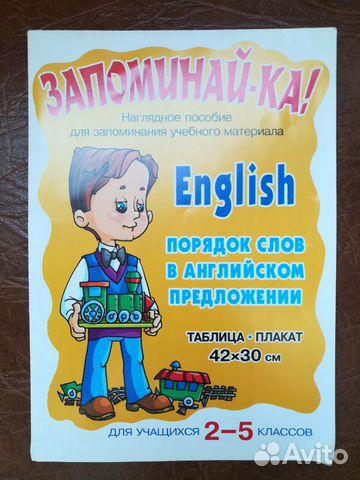Материалы для начинающих изучение английского 89533193368 купить 1