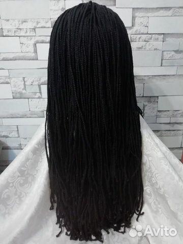 Шапка-парик купить 4