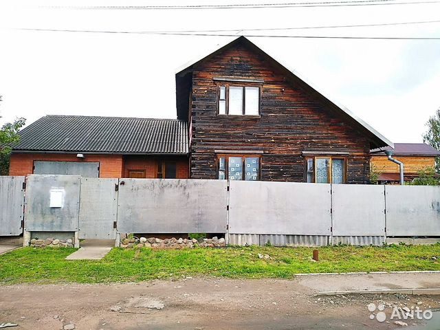 Дом 300 м² на участке 6 сот. 89500059958 купить 1