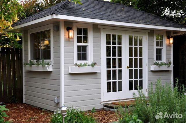 Садовый домик 3,5 х 2,5  купить 1
