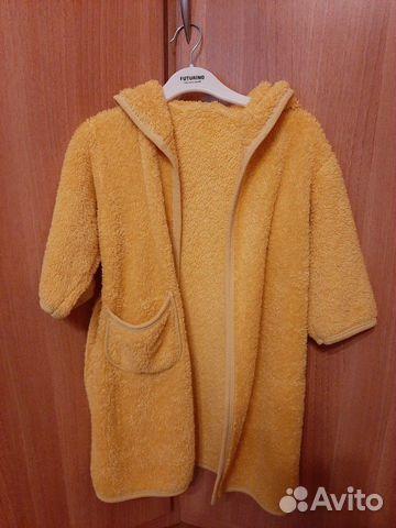 Детский халат теплый 89242744104 купить 1