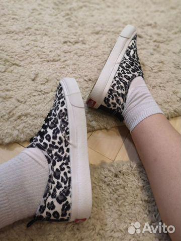 Леопардовые кроссовки, кеды тренд 2019 купить 4