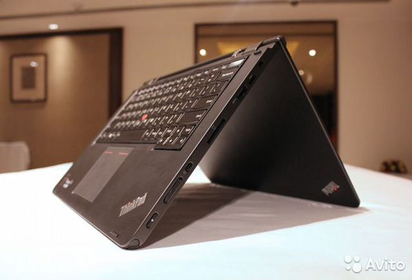 Имиджевый Ноутбук-планшет Lenovo ThinkPad Yoga S1