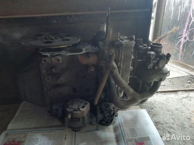 Двигатель Toyota duet  89039586998 купить 1