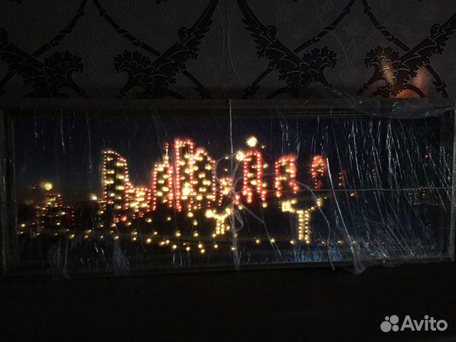 Картина с подсветкой купить 3