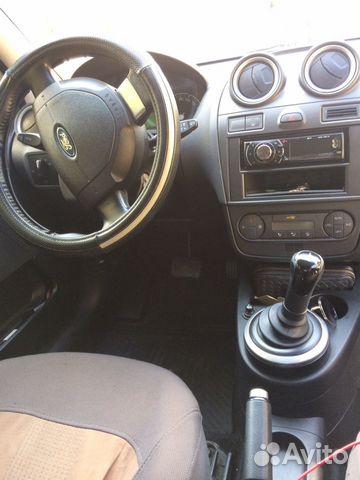 Ford Fiesta, 2007  89343419007 купить 9
