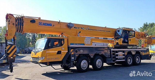 Автокран xcmg XCT70L5S 70 тонн 44.5 метра — Грузовики и спецтехника в Краснодаре