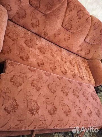 Диван и кресло-кровать 89511052585 купить 2