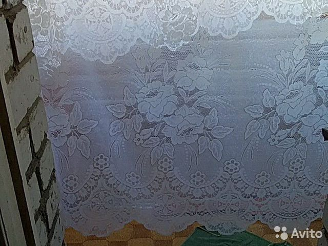 Tulle curtain 3.0 m to 2.80 m