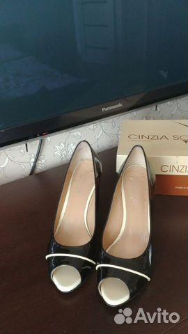 Туфли женские,размер 39,натур.кожа