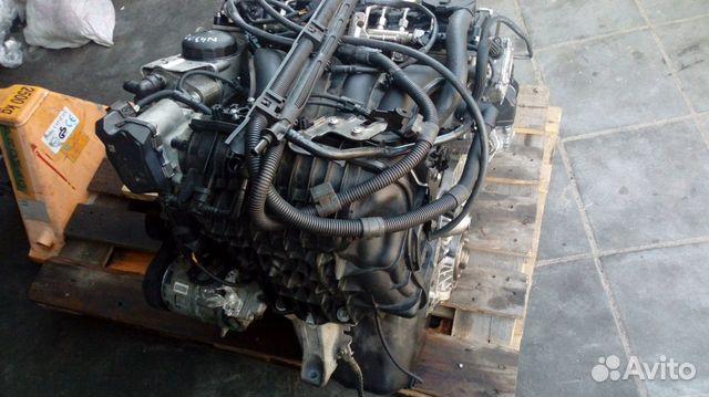 Двигатель N43B20OL 2.0л на BMW 5-Series