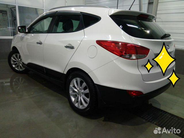 Hyundai ix35, 2012 89833116794 купить 2