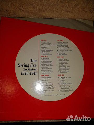 Swing Era, Mint, USA 1970 14 box, 42 pl 89185565096 купить 4