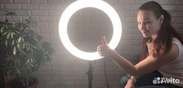Кольцевая лампа 89527999199 купить 1