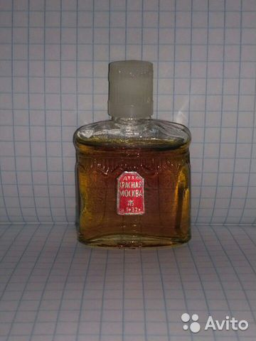 Духи Красная Москва 89023912057 купить 1