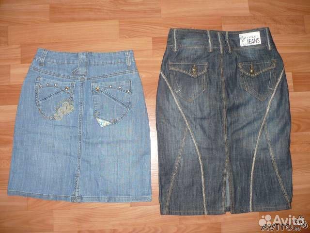 Юбка джинсовая купить в омске