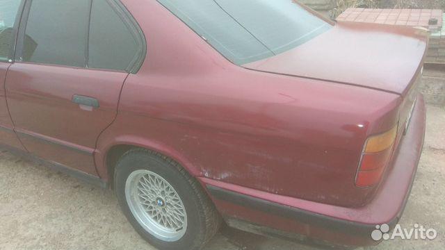 BMW 5 серия, 1992 89887630399 купить 6