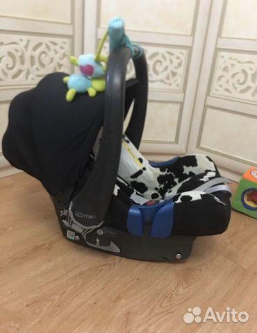 Автолюлька romer Baby-Safe plus shr Il  89995610305 купить 3