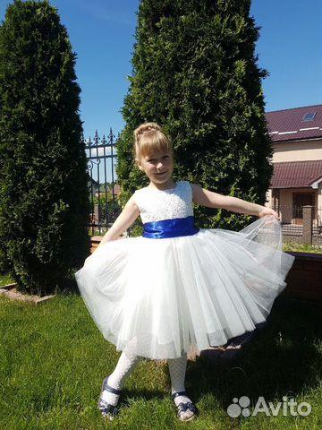 Платье белое пышное  89118569996 купить 4
