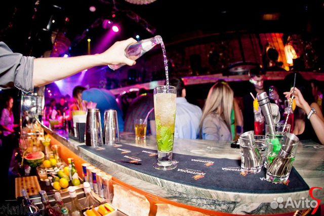 Работа бармен в москве в клуб ночной клуб москва секрет