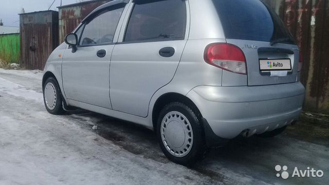 Daewoo Matiz, 2012 89115603931 купить 6