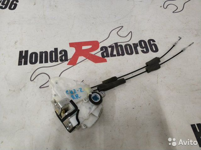 Замок двери передний правый Honda Accord 8 CU2 89022570009 купить 1