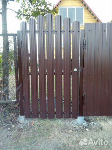 Ворота заборы рольставни купить 7
