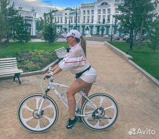 Велосипед на литых дисках 89043832170 купить 2