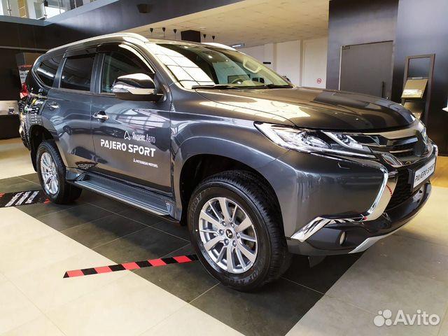 Mitsubishi Pajero Sport, 2020 купить 1