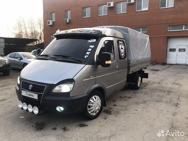 GAZ GAZelle 33023, 2008 89623973803 buy 1