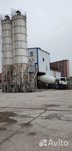 Самовывоз бетон когда появился цементный раствор
