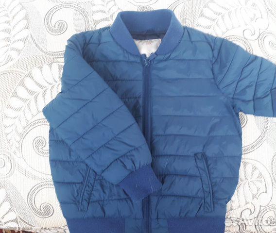 Куртка весна, тоненькая, маломерит  купить 2