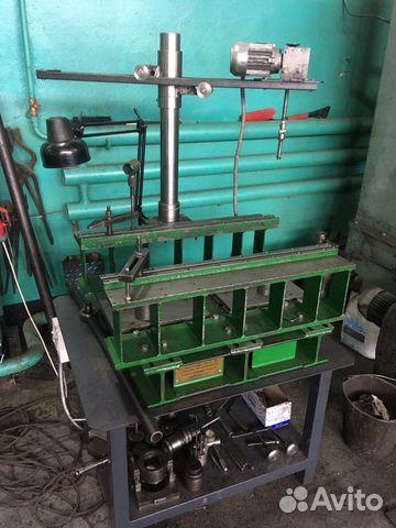 Станок для обработки седла клапана 89132221470 купить 1