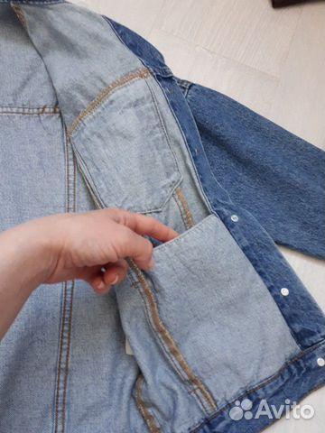 Куртка джинсовая 89024307250 купить 5