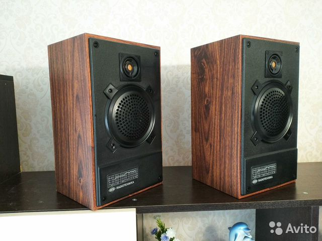 Акустика Radiotehnika S-30A 89539208001 купить 2