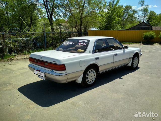Toyota Chaser, 1991 89145506976 купить 2