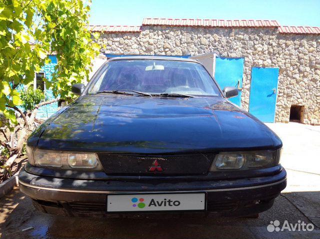 Mitsubishi Galant, 1988 89189301197 купить 3