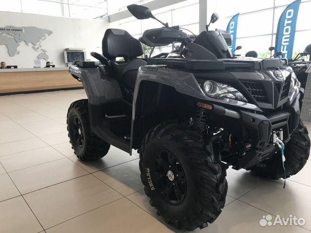 Квадроцикл CF Moto X10 EPS 88792225000 купить 2