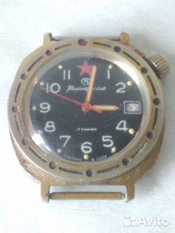 Часы командирские советское качество  89103537887 купить 1