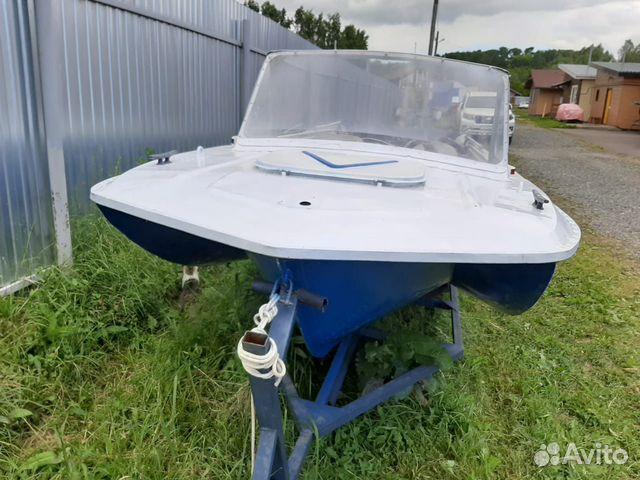 Моторная лодка Сарепта купить 10